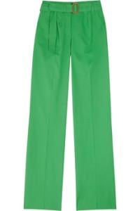 """Jeans y pantalones de colores: fucsia, naranja, amarillo, """"aqua"""""""