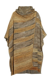 Knitted cardi-coat