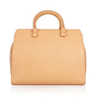 The Soft Victoria leather tote