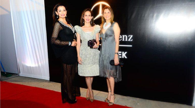 Carolina de Montenegro, Kalena de Velado y Rossana de Torres (Día 3)